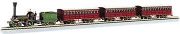 Imagen de Bachmann Trains Pegasus Ready-to-Run Juego de tren HO Escala