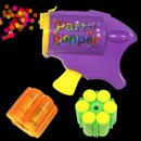 PARTY POPPER GUN 12 ''CONFETTI BULLETS'' - 2 Pack
