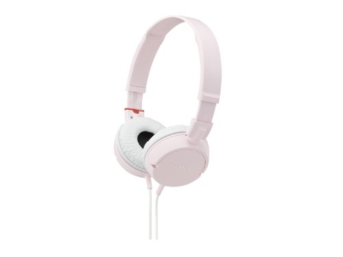 Sony Stereo Headphones Mdr-Zx100 Pink   Swivel Holding Overhead (Japan Import)