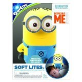 Tech4Kids Despicable Me Soft Lite Toy