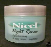 Nicel Night Renew-1 Oz
