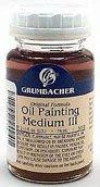 Alvin GB5772 peinture - l'huile Moyen Iii 74ML