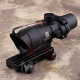 Terminus Optics Acog Scope Fiber Optic for .223 & 5.56 Rifle, Red by Beijing Yi Sichuang Trade Co., Ltd.