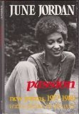 Passion New Poems 1977 1980