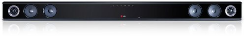 LG NB3530A 2.1 Soundbar mit wireless Subwoofer (300 Watt, USB)