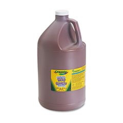 * Washable Paint, Brown, 1 gal