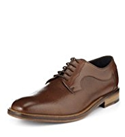 Sartorial Leather Derby Shoes
