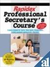 Rapidex Professional Secretary's Course