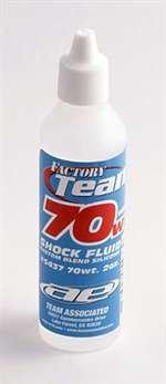 Associated Silicone Shock Oil 70wt 2oz 5437