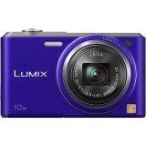 Panasonic Lumix DMC-SZ3 16.1 MP Compact Digital Camera  with 20x Intelligent Zoom (Violet)