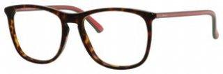 Gucci - GG 3768, Geometrico, ACETATO, donna, HAVANA GREEN RED(GXZ), 53/17/145