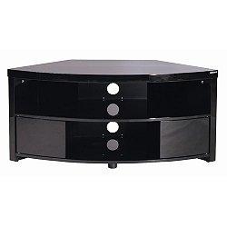 Gecko Impro IMP900-GB Corner Cabinet for TV - Black Black Friday & Cyber Monday 2014