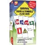 SURVIVAL SIGNS & SYMBOLS FLASH CARDS ONLY
