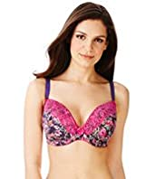 Limited Collection Floral Padded DD-GG Bra