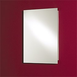 Jensen 835P34WHD Focus Medicine Cabinet with Polished Mirror, 16-Inch by 36-Inch