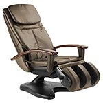 Human Touch Faux Leather Massage Chair - Cashew (HT-103)