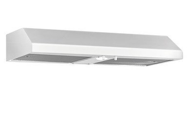 "Imperial N1942Ps1-Wh White Under Cabinet 775 Cfm 42"" Wide Under Cabinet Range Hood With Centrifugal Blower From The N1900 Collection"