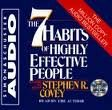 7 Habits Of Highly Effective People [Abridged, Audiobook, CD]