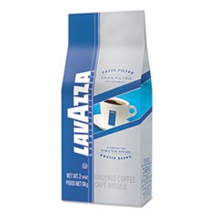 Lavazza 2410 Gran Filtro Italian Light Roast Coffee, Arabica Blend, Whole Bean, 2 1/5 Bag