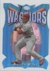 Kolten Wong St. Louis Cardinals (Baseball Card) 2014 Topps Finest 1997 Warriors Die-Cut Design Refractor #Fw-Kw