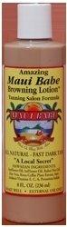 Maui Babe  Tanning Salon Formula 8oz