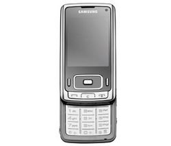 Samsung SGH G800 - Mobile phone - 3G - WCDMA (UMTS) / GSM - slider