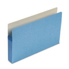 Smead Drop Front Panel Colored File Pockets (SMD74225)