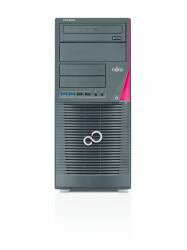 Fujitsu VFY:W5300W6851GB - Celsius W530 - Tower - 1 x Xeon E3-1245V3 / 3.4 GHz - RAM 8 GB - HDD 1 TB - DVD SuperMulti - Quadro K600 / HD Graphics P4600 - GigE - Windows 7 Pro 64-bit / 8 Pro - pre-installed: Windows 7 - vPro - Monitor : none.