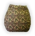 Bean Bag Palm Leopard Tapestry