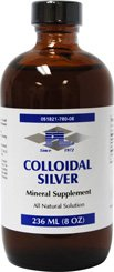 Colloidal Silver 8 oz (Progressive Labs)