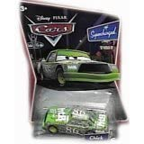Pixar Cars: Chick ~ Mattel