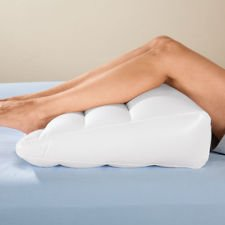 Milex Inflatable Neck & Leg Pillow Blood Circulation