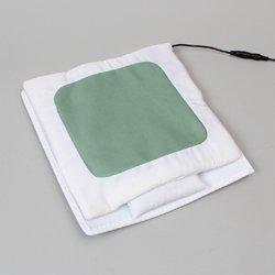 サンコ- USBあったか布団マウスパッド(若草色) USFTMOP2