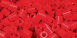 Perler Beads 1000/Pkg Red PBB05-15005; 4 Items/Order