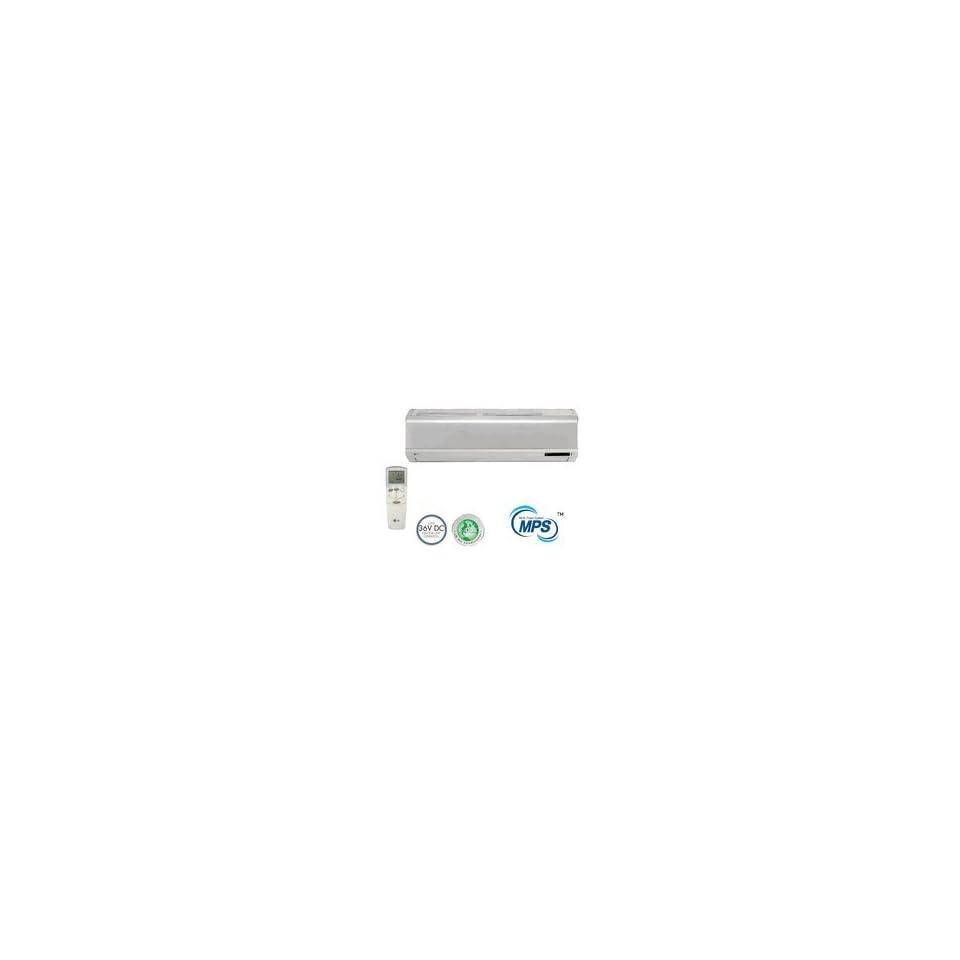 LG Single Zone Mini Split Heat Pump Indoor Unit 9.500 BTU   LSN186HE