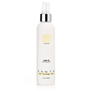 Best Cheap Deal for Zents Body Oil, Sun, Luminous Cashmere Elixir Body Spray, 8.1 fl oz / 240 ml from Zents - Free 2 Day Shipping Available