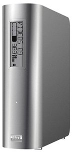 Western Digital 1.5TB USB 2.0 MyBook Studio External Hard Drive with FireWire 800 from Western Digital