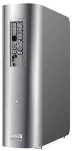 Western Digital 2.0TB USB 2.0 MyBook Studio External Hard Drive with FireWire 800 from Western Digital