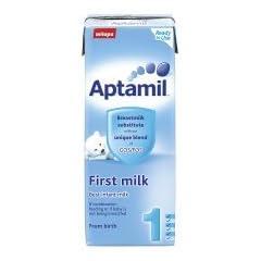 Aptamil 液体ベビーミルク 新生児からの商品イメージ