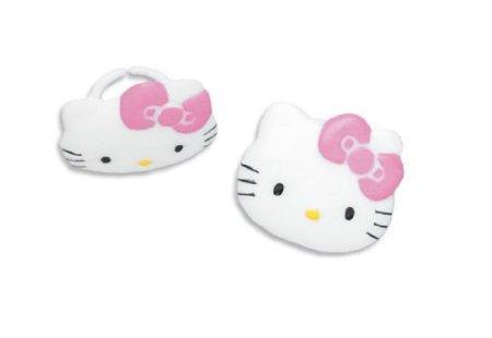 Hello Kitty Cupcake Rings - 12ct - 1