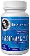 Advanced Orthomolecular Research Aor, Classic Series, Cardio-Mag 2.0, 120 Veggie Caps