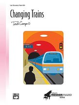 Changing Trains - Piano - Late Elementary - Sheet Music