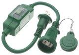 ヤザワ 防雨型中間スイッチ付コード1コ口40c SNWP15041G