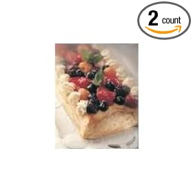 General Mills Pillsbury Trifold Slab Puff Pastry Dough, 240 Ounce -- 2 per case. by General Mills
