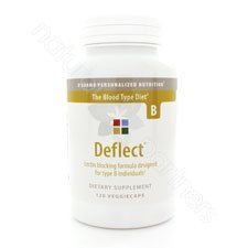 Dadamo Personalized Nutrition - Deflect B 120 Vcaps