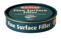 Carplan fine surface filler. 250gm tub.