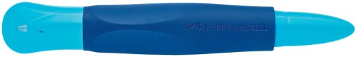 Faber-Castell Scribolino - Bolígrafo roller de gel, color azul