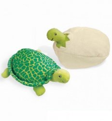 Topsy Turvy Turtle by North American Bear Co. (8317-T) - 1