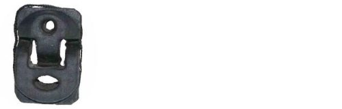 Haltering, Schalldämpfer - 55702862 - Für Fiat DUCATO Bus, DUCATO Kasten, DUCATO Pritsche/Fahrgestell, PUNTO, PUNTO / GRANDE PUNTO, PUNTO EVO