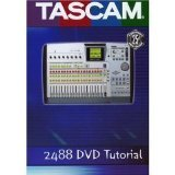 Tascam 2488MKIIDVD Tutorial Dvd For 2488Mkii